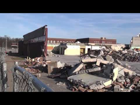 Defiance High School Demolition 3 25 18