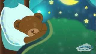 Bedtime Lullaby - Baby Music, Animated Lullaby (Bear Lullaby - Moody Field)