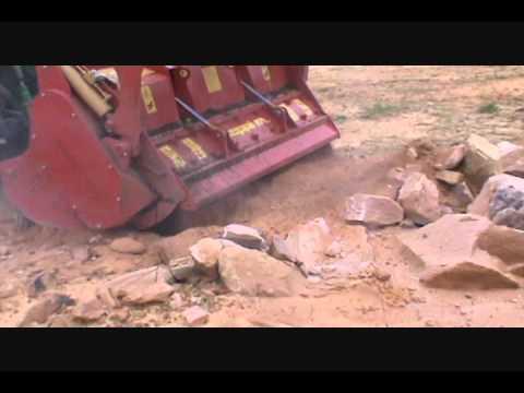 Seppi Multiforst - Crushing Stones