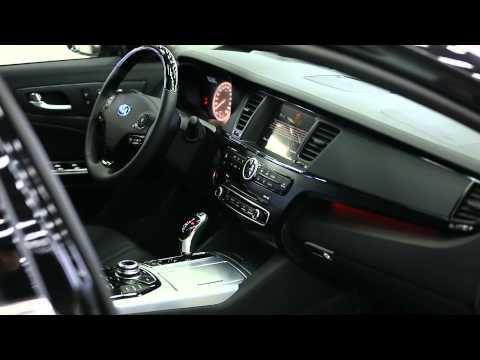 Бипек авто, KIA Quoris