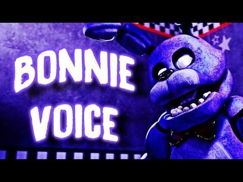 [SFM FNAF] FNaF Bonnie's Voice (by David Near)