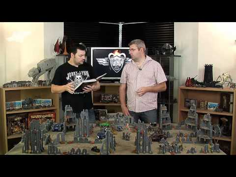 A closer look at how your vehicles will work in Warhammer 40K 6th Edition (How to Play)