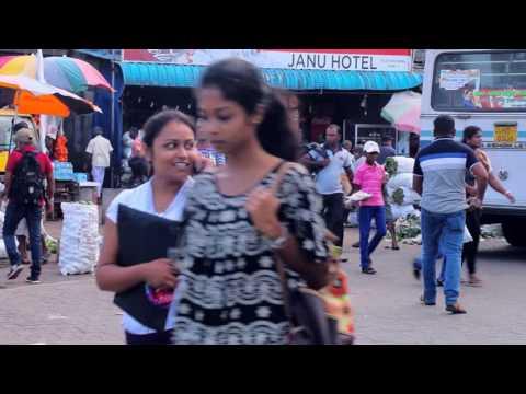 Colombo Floating Market Documentary 2016-Social Problems in Sri Lanka