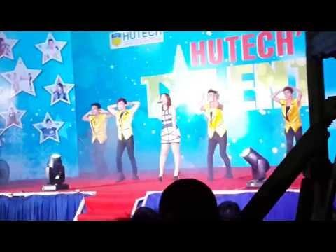 Em Yêu Anh Remix - Lương Bích Hữu [ Live CK Hutech Got Talent 2013 ]