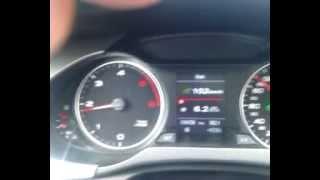 Расход топлива Audi a4 b8 2.0 TDI