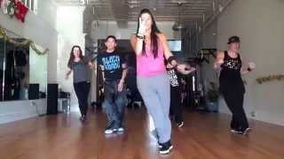 "GetYourFitOnWith Tara Dance Fitness - ""TIME OF OUR LIVES"" by Pitbull and Ne-yo (HD)"