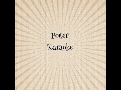 "Michael & Charlotte Potter singing karaoke ""In Spite of Ourselves"""