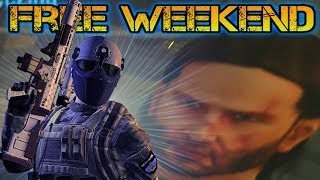 PAYDAY 2 - Free weekend in a nutshell