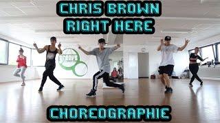 Hip Hop Choreographie | Chris Brown - Right Here von Hai | Kurs Video