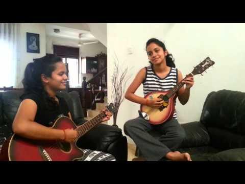 Tujhe Dekha To Yeh Jaana Sanam  by Senuri & Thenuri of Sri Lanka