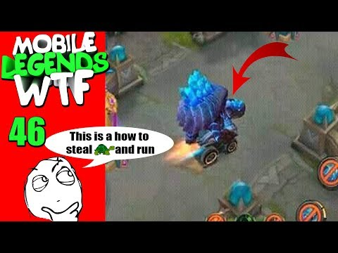 Mobile Legends WTF | Funny Moments 46