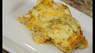 Thanksgiving Turkey Leftovers?  Make This Turkey Enchilada Casserole By Rockin Robin