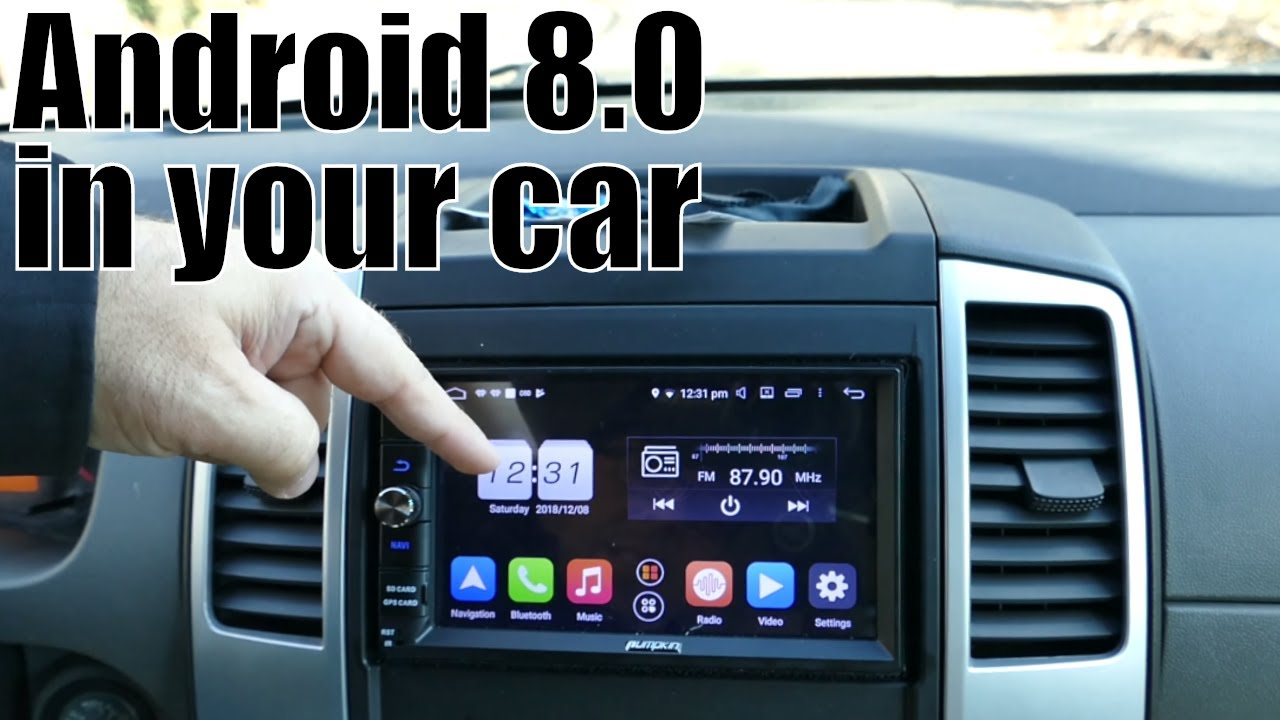 Android 8 0 Car Stereo unit review from Auto Pumpkin