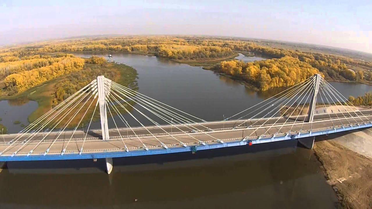 кировский мост в самаре