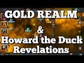 Gold Realm & Howard The Duck Revelations [Marvel Contest of Champions]