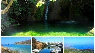 VLOG - Vacances en Crète, Sitia, Agios nikolaos, Spinalonga