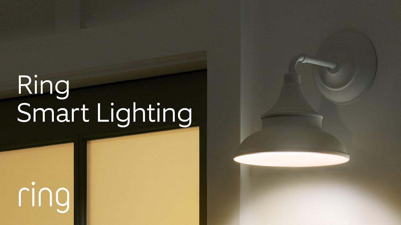 light up your home with five new smart lighting products from ring