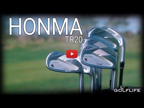 New Honma TR20 Golf Clubs