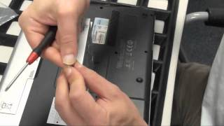 Universal HDD bracket for the CD/DVD ODD bay