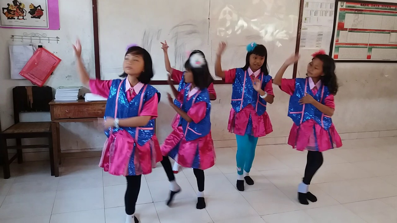 Praktik Tari Bengong Jeumpa Youtube