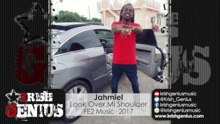 Jahmiel - Look Over Mi Shoulder [Hamma Business Riddim] April 2017