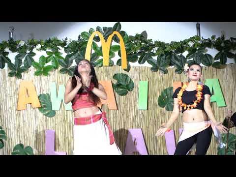McDonald's UAE BOB 2018 Production (Full Performance)