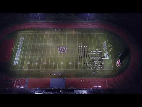 Winneconne High School Band 2017 Homecoming Halftime Show