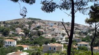 Oinousses island, Greece