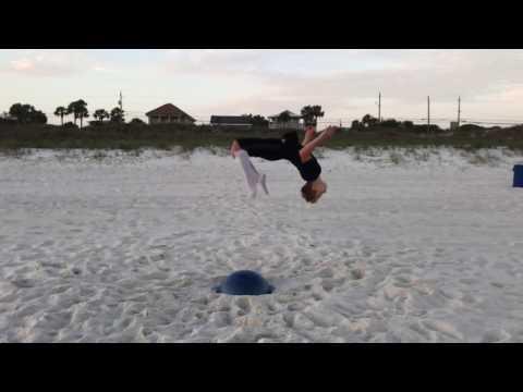 1a6a631dd1f75 Beach Trip-Crazy Exercise Ball Flips