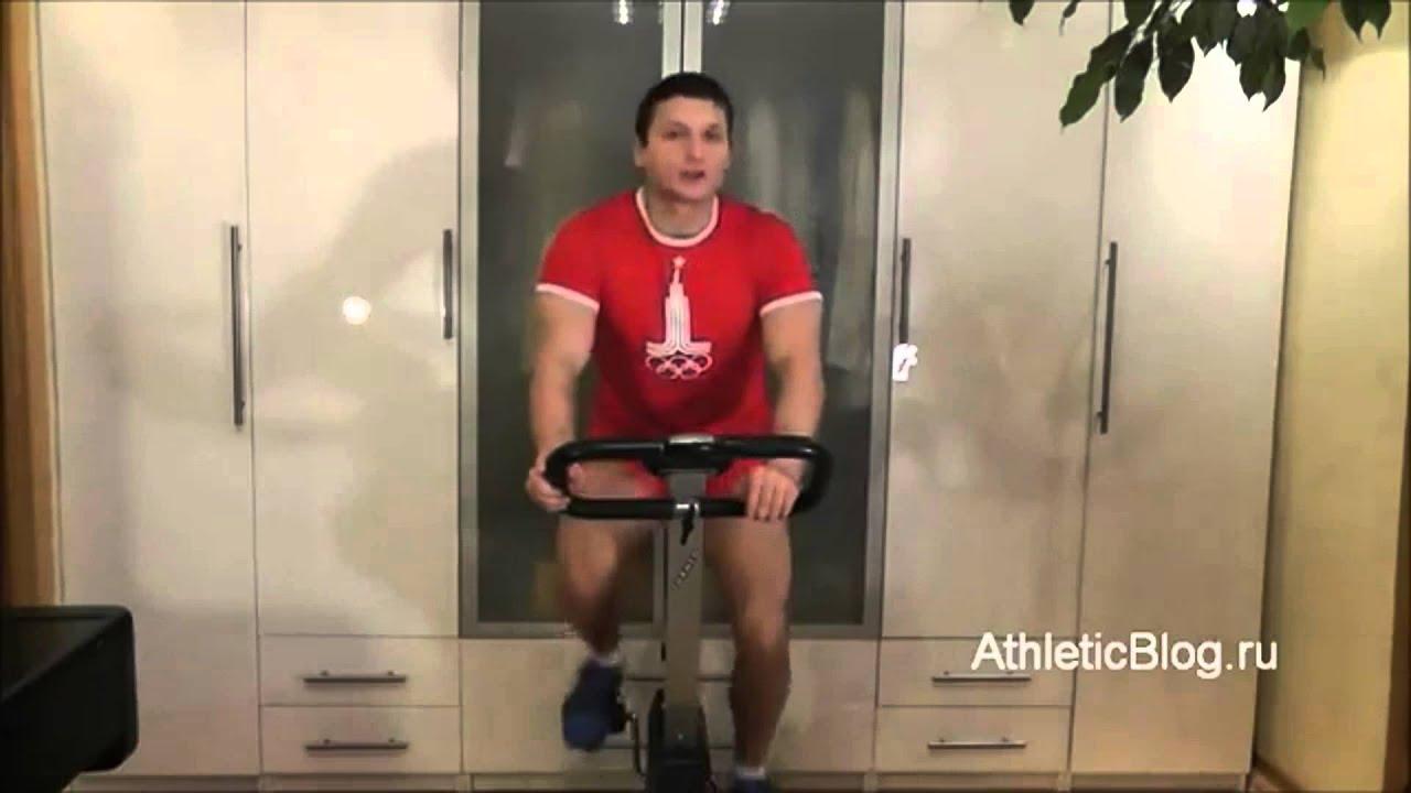 как заниматься на тренажерах чтобы похудеть видео