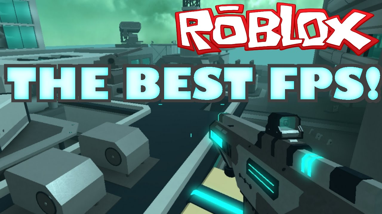 best shooting games on roblox