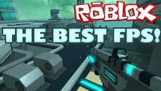 4 Roblox FPS games you need to see!