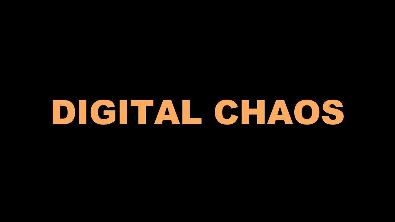 Digital Chaos Roster