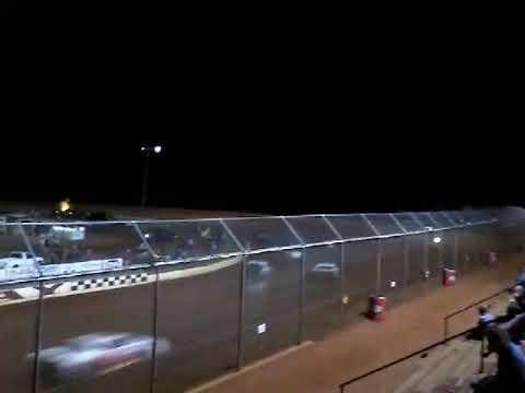 Swainsboro Raceway 9/30/17 Pure Stock