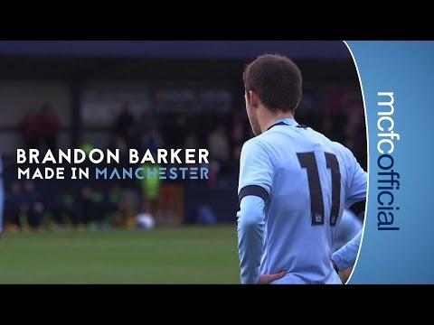 MADE IN MANCHESTER   Brandon Barker Documentary