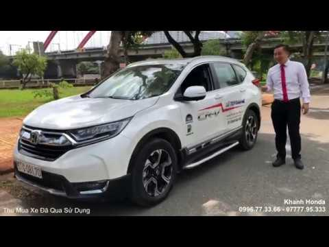 How to Use CVT Automatic Gearbox Honda CRV 2019 2020 - Price From 986Tr Roller 300Tr