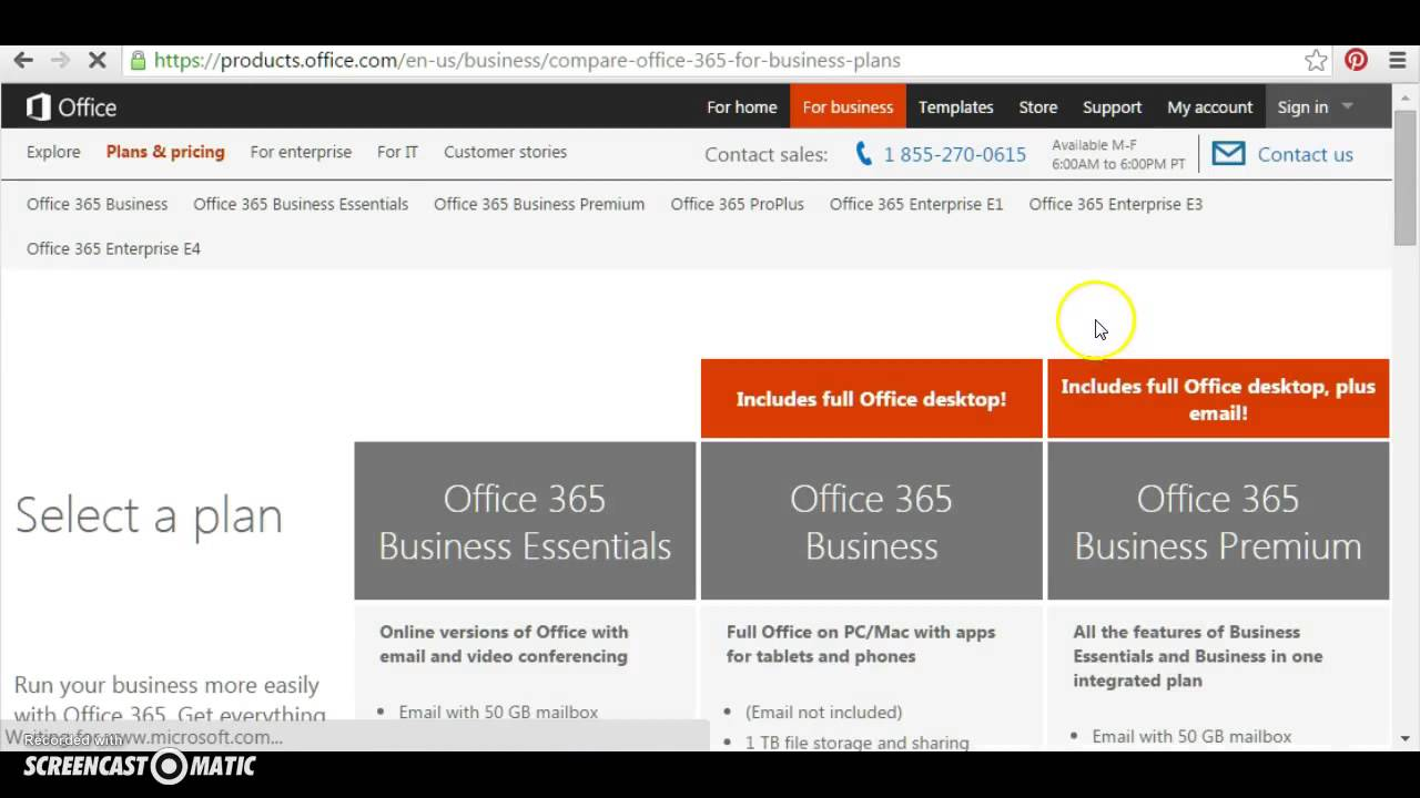 Microsoft Office 365 Login - YouTube