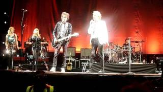 FACES - 40th Anniversary - Hurtwood   Rod Stewart - Id Rather Go Blind