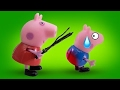 Свинка Пеппа новая серия Джордж получил розги в День Святого Николая Мультик из игрушек Се