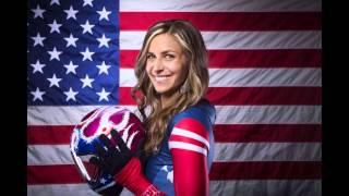 7 самых красивых спортсменок Олимпийских игр в * Сочи 2014 *