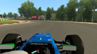 rFactor 2 - Chatham Circuit (Onboard Lap F2)