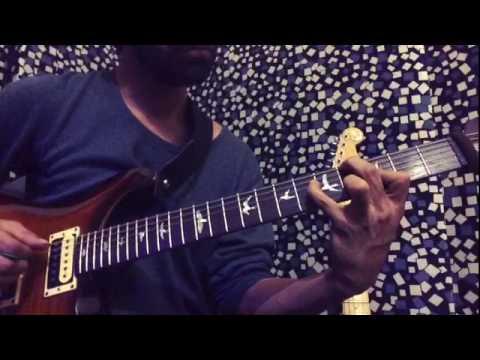 Robert Glasper ft. Norah jones-let it ride(guitar)