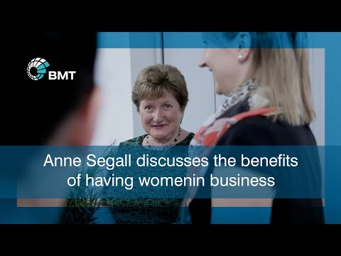 Anne Segall, Director of HR, Development and Training, BMT Group