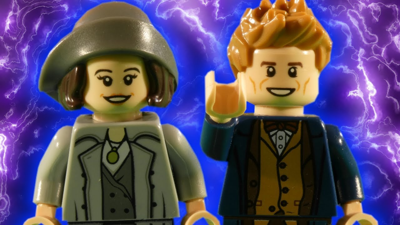 LEGO HARRY POTTER AND FANTASTIC BEASTS SNEAK PEEK