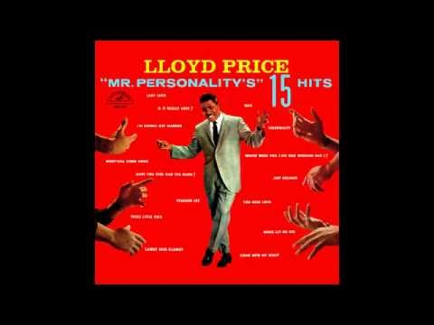 Lloyd Price   Where Were You On Our Wedding Day