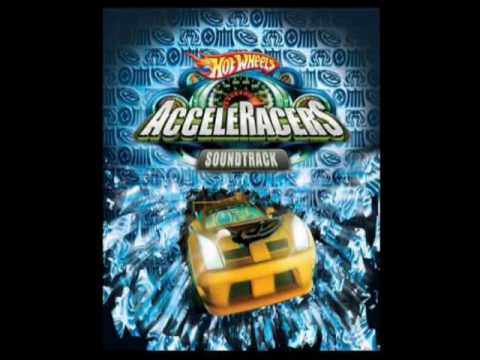 Hot Wheels Acceleracers - Racing Drone's Theme (Bonus Track) Music