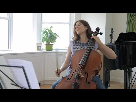 Bach Masterclass: Prelude from Suite No. 4 - Musings with Inbal Segev