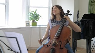 Bach Masterclass: Prelude to Suite No. 4 - Musings with Inbal Segev