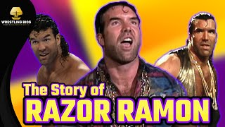 The Story of Razor Ramon in the WWF
