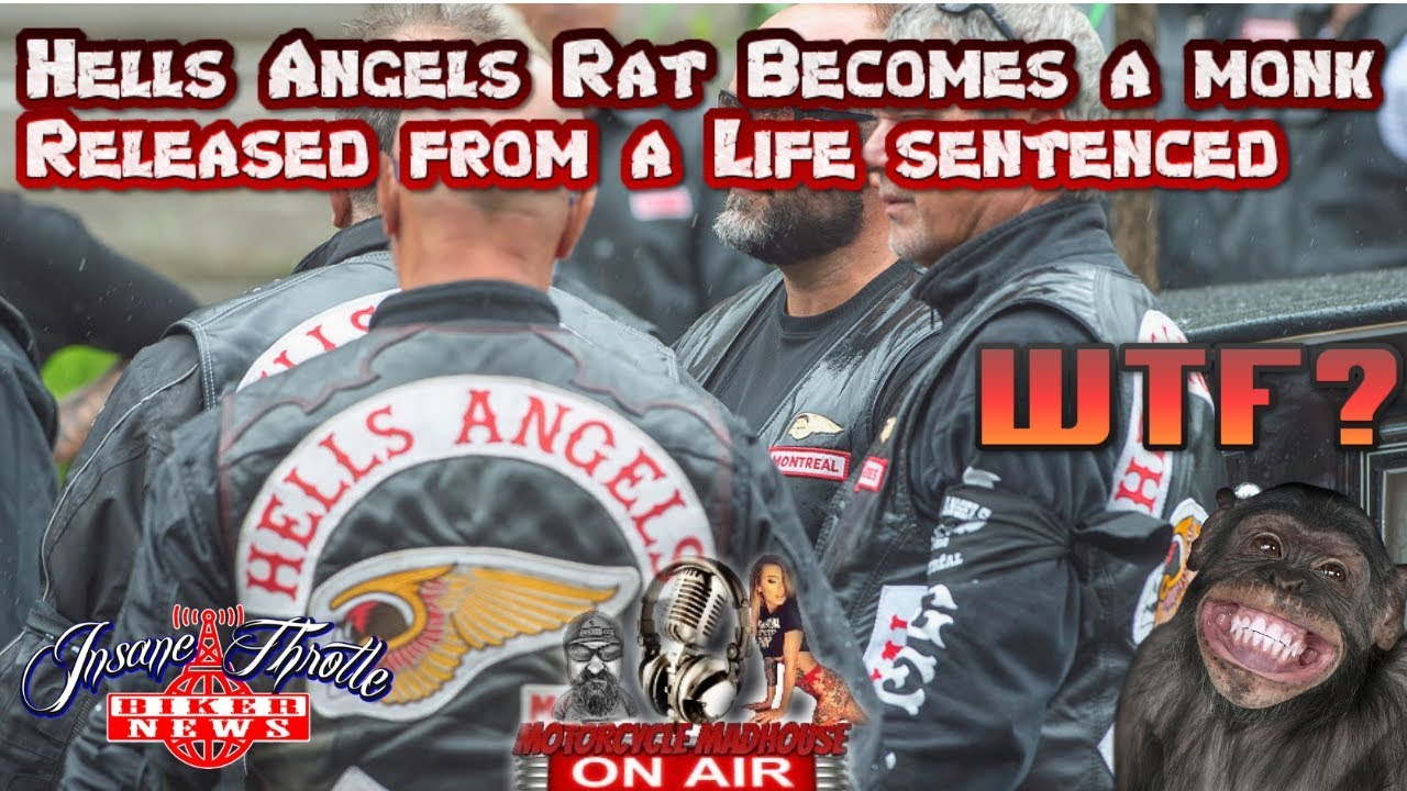 Biker News Canada-Hells Angels member, associate incarcerated for